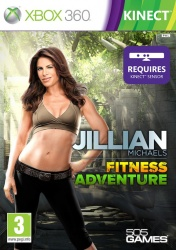 Jillian Michaels Fitness Adventure (Bazar/ Xbox 360- Kinect)