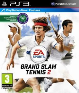 Grand Slam Tennis 2 (Bazar/ PS3 - Move)