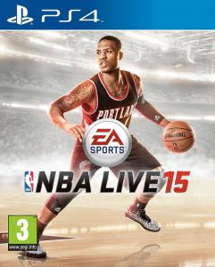 NBA Live 15 (Bazar/ PS4)