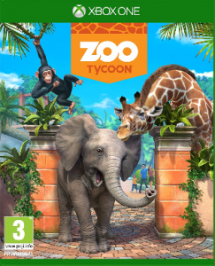 Zoo Tycoon /Ultimate Animal Collection/ (Xbox One) - CZ