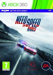 Need For Speed Rivals (Bazar/ Xbox 360 - Kinect)