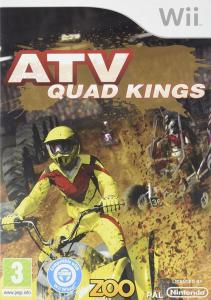 ATV Quad Kings (Wii) - Výprodej