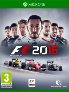F1 2016 /Limited Edition/ (Bazar/ Xbox One)