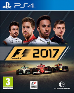 F1 2017 /Spec. Edition/ (Bazar/ PS4) - DE