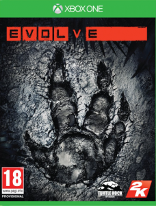 Evolve (Bazar/ Xbox One)