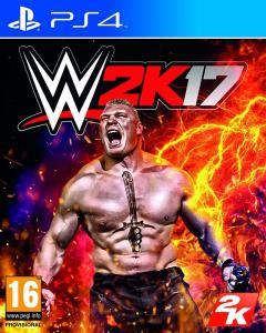 WWE 2K17 (Bazar/ PS4)
