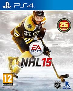 NHL 15 (Bazar/ PS4)