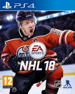 NHL 18 (Bazar/ PS4)