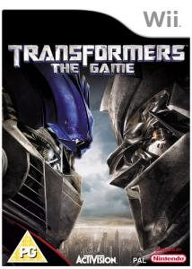 Transformers: The Game (Bazar/ Wii)