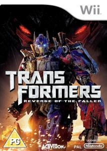 Transformers: Revenge of the Fallen (Bazar/ Wii)