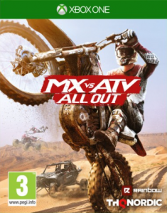 MX vs ATV - All Out (Xbox One)