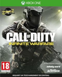 Call Of Duty: Infinite Warfare (Bazar/ Xbox One)