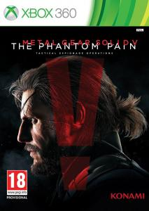 Metal Gear Solid V: The Phantom Pain (Bazar/ Xbox 360)