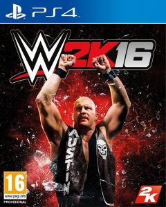 WWE 2K16 (Bazar/ PS4)