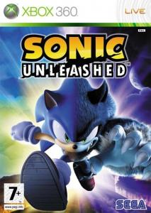 Sonic Unleashed (Bazar/ Xbox 360)