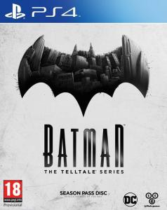 Batman: The Telltale Series (Bazar/ PS4)