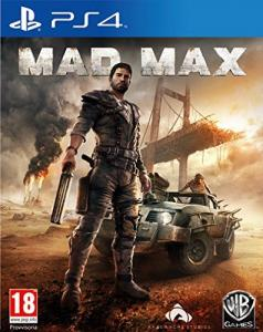 Mad Max (Bazar/ PS4)