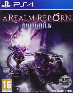 Final Fantasy XIV: A Realm Reborn (Bazar/ PS4)