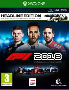 F1 2018 /Headline Edition/ (Xbox One)
