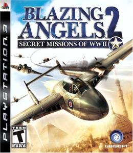 Blazing Angels 2: Secret Missions (Bazar/ PS3)