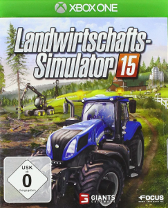 Farming Simulator 15 (Bazar/ Xbox One) - DE