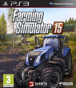 Farming Simulator 15 (Bazar/ PS3)