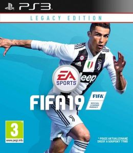 FIFA 19 /Legacy Edition/ (Bazar/ PS3)