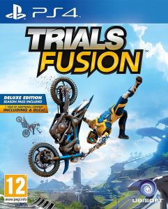Trials Fusion (Bazar/ PS4)
