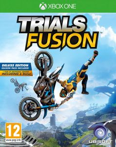 Trials Fusion (Bazar/ Xbox One)