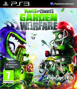 Plants vs. Zombies: Garden Warfare (Bazar/ PS3)