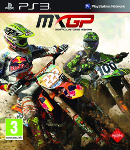 MXGP - The Official Motocross Videogame (Bazar/ PS3)