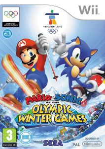 Mario and Sonic: At the Olympic Winter Games (Bazar/ Wii)