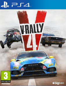 V-Rally 4 (Bazar/ PS4)