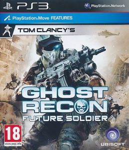 Tom Clancys Ghost Recon: Future Soldier (Bazar/ PS3)