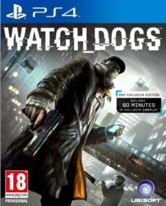 Watch Dogs (Bazar/ PS4)