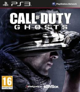 Call of Duty: Ghosts (Bazar/ PS3)