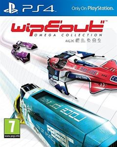WipEout Omega Collection (Bazar/ PS4)