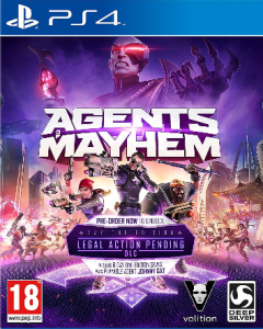 Agents of Mayhem Day One Edition (Bazar/ PS4)