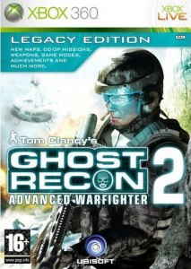 Tom Clancys Ghost Recon Advanced Warfighter 2 /Legacy Edition/ (Xbox 360)