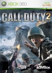 Call of Duty 2 (Bazar/ Xbox 360)