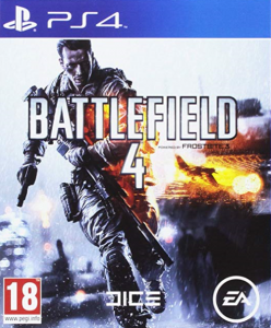 Battlefield 4 (Bazar/ PS4)