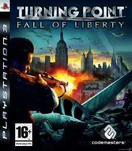 Turning Point: Fall of Liberty (Bazar/ PS3)