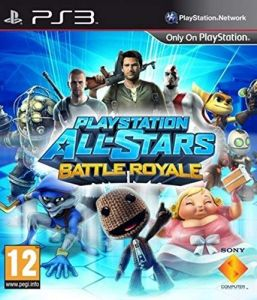 PlayStation All-Stars Battle Royale (Bazar/ PS3)