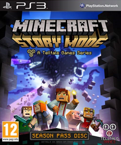 Minecraft: Story Mode (Bazar/ PS3)