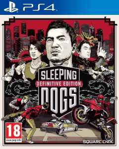 Sleeping Dogs /Definitive Edition/ (Bazar/ PS4)