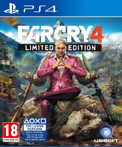 Far Cry 4 /Limited Edition/ (Bazar/ PS4)