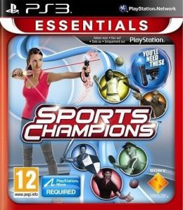 Sports Champions /Es. Ed./ (Bazar/ PS3 - Move) - CZ