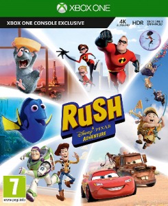 Rush: A Disney Pixar Adventure (Xbox One) - CZ