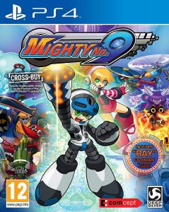 Mighty No.9 (PS4) - FR