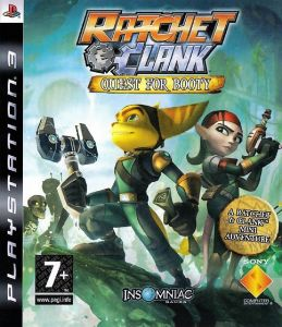Ratchet and Clank: Quest For Booty (Bazar/ PS3)